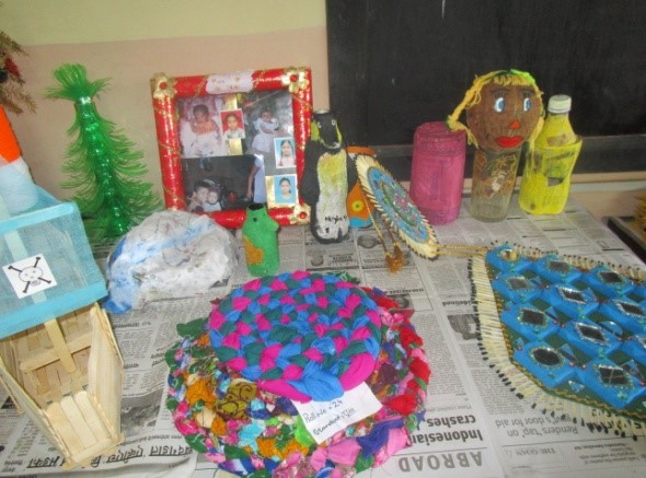 Dlm high school about us for Wealth out of waste items